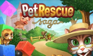 pet rescue saga 300x180 Comment jouer à Pet Rescue saga sur Facebook?