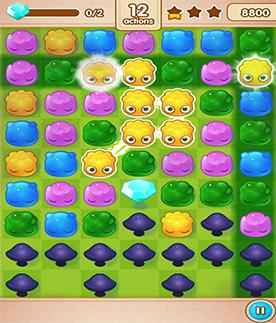 gagner jelly splash Astuces pour gagner à jelly splash sur Facebook