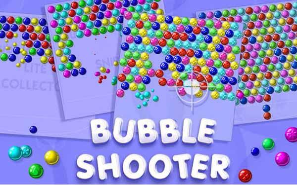 jeux com bubble shooter