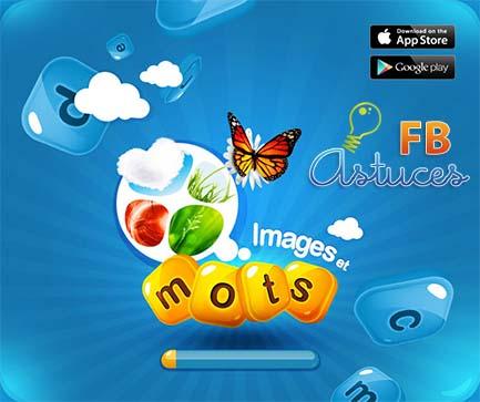 ... images et mots Réponses et solutions jeu Images et Mots sur Facebook