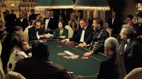 Malette poker james bond