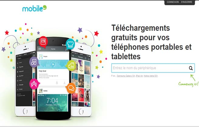 comment marche mobile9