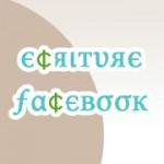 écriture spéciale face book