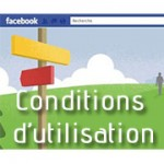 conditions d'utilisation de facebook