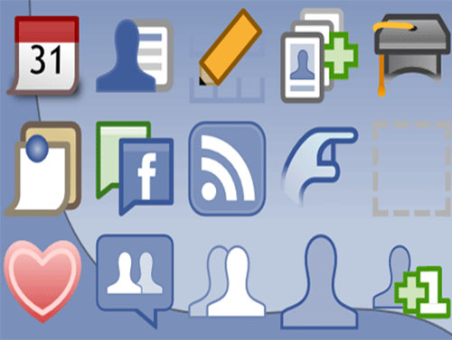 Top applications sur Facebook