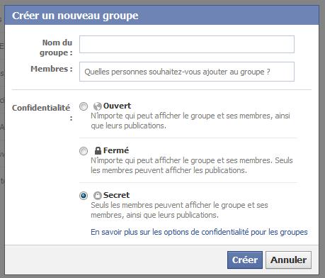 créer groupes-facebook