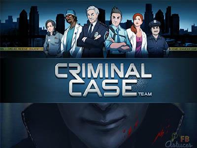 jouer Criminal Case-fb