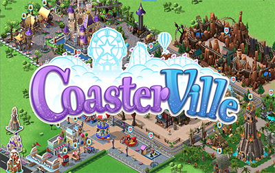 CoasterVille sur Facebook