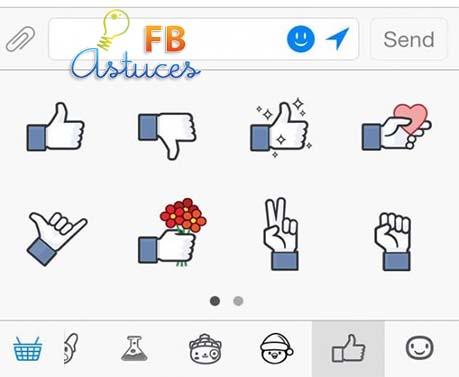 bouton dislike facebook