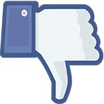 Bouton dislike arrive enfin sur Facebook