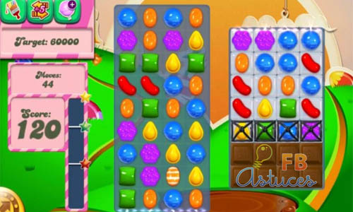 niveau 70 candy crush