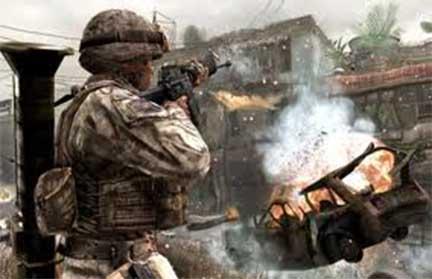 Call of Duty facebook