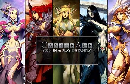 Castle Age facebook