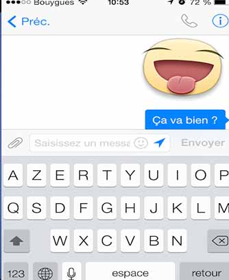 application messenger Facebook