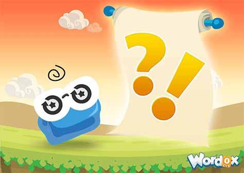 jeu wordox sur Facebook