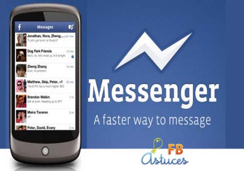 facebook messenger sous android