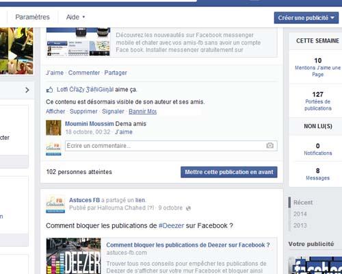 <b>Comment</b> <b>effacer</b> l'historique de vos recherches <b>sur</b> <b>Facebook</b>