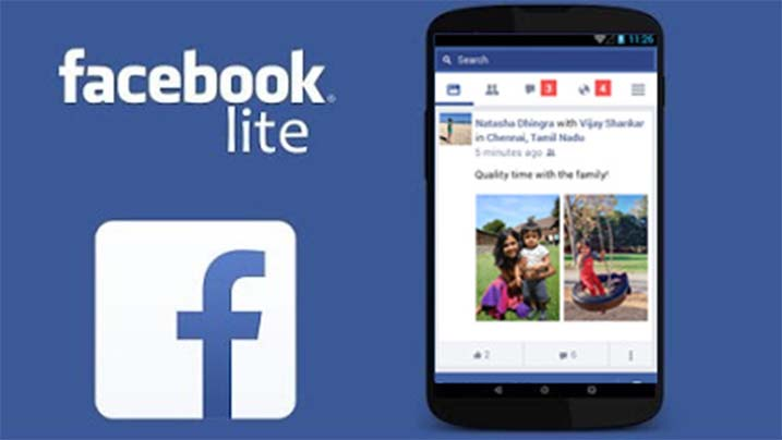 Facebook Lite T 233 L 233 Charger Application Fb All 233 G 233 Sur Mobile