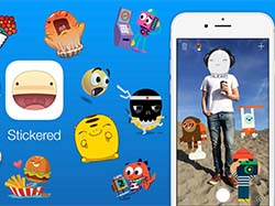 Stickered for Messenger, les autocollants animés de Facebook