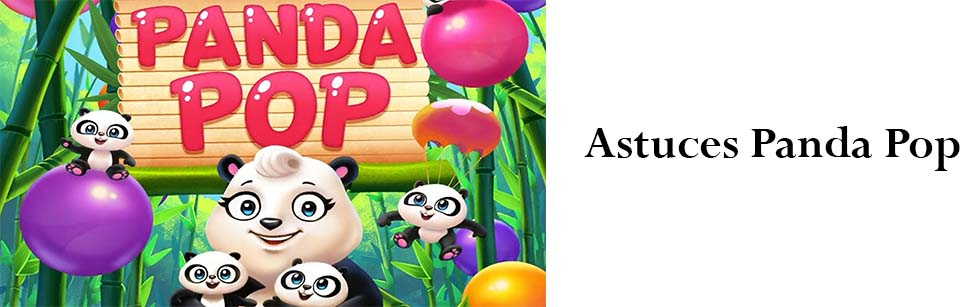 astuce jeu panda pop en ligne