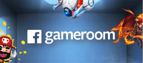Jeux gratuits sur Facebook Gameroom