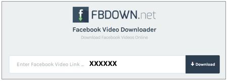 télécharger vidéo Fb online